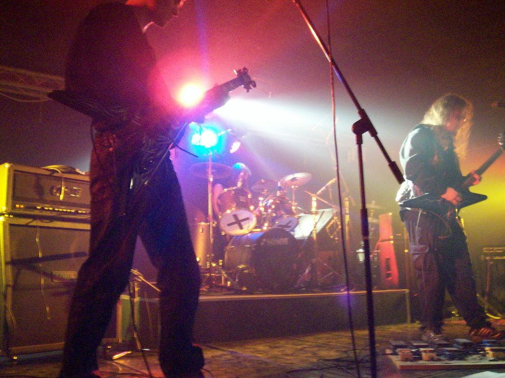 the untrue ARES - Metal aus Halle