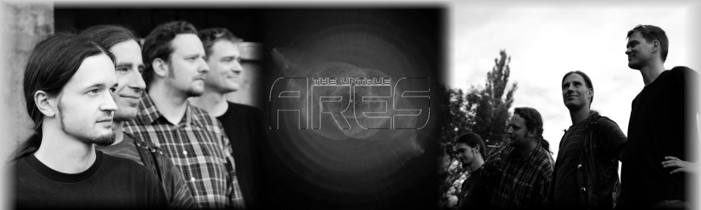 the untrue ARES - Metal Band aus Halle